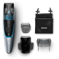 TONDEUSE BARBE 21MM RECHARGEABLE 75MIN AUTON CHARGE 1H SABOT BARBE 3MM PHILIPS - BT7210.15