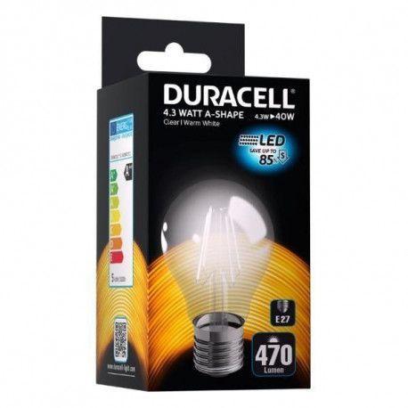 Lighting Led 3w40w470 Duracell 4 Ampoule A150n27c1 E27 Lumens HIE2D9