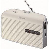 GRUNDIG MUSIC 60 LW  Radio Analogique - FM / AM / LW - Blanc