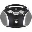 GRUNDIG RCD 1445 B Radio CD - 2 x 1 W Puissance - CD, MP3, USB - Noir - MP3