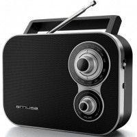 MUSE M 051 R  Radio - Analogique - FM/MW - Noir