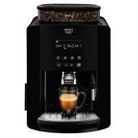 ROBOT CAFE FULL AUTO 15BARS BROYEUR METAL 260GR 2MUGS 1,7L LCD 2 FAVORI KRUPS - YY3074FD