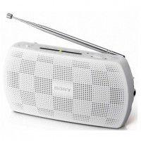 SONY SRF 18 W  Radio - Analogique - AM/FM - Blanc