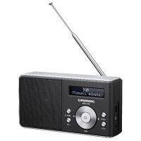 Radio portable FM digital RDS - DAB+ - Antenne télescopique - présélect GRUNDIG - MUSIC50DABB