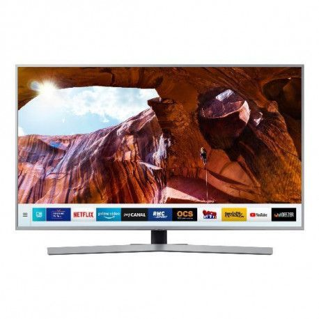 Samsung TV 55 pouces LED UHD SAMSUNG - UE55RU7475UXXC