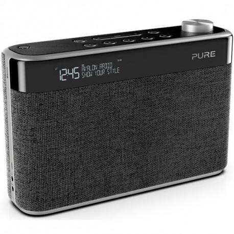 PURE AUDIO RADIO DAB Avalon N5, Coloris Noir PURE AUDIO - 152981