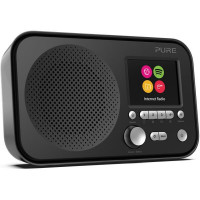 RADIO DAB Elan IR3, Coloris Noir PURE AUDIO - 154117