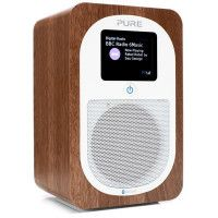 RADIO DAB Evoke H3, Walnut PURE AUDIO - VL-62969