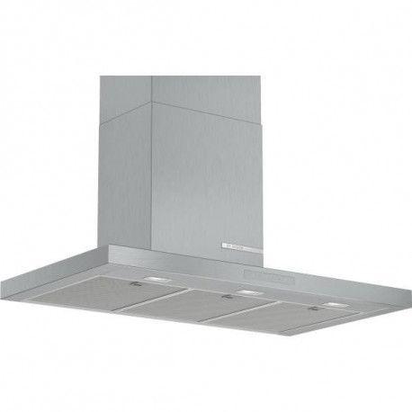 Bosch HOTTE DECO MURALE BOX 90 721M3/H A+ INOX BOSCH - DWB97CM50