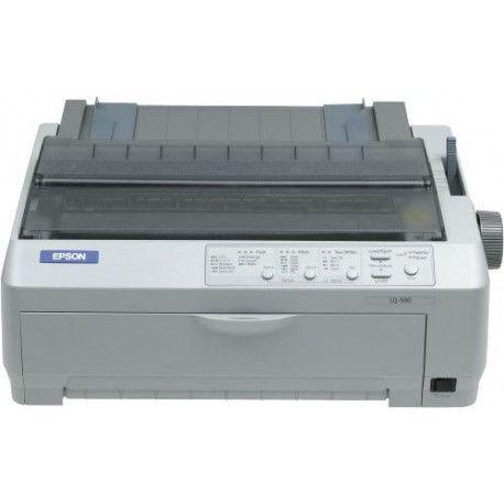 EPSON LQ-590 - Imprimante matricielle à impact 24 aiguilles/80 colonnes