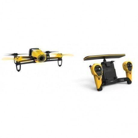 PARROT Drone et avion connecté - BeBop Drone + Skycontroller - Jaune - (PF 725102)