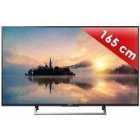 """Téléviseur 4K/UHD SONY KD 65 XE 7004 BAEP - 65"""" - Smart TV"""