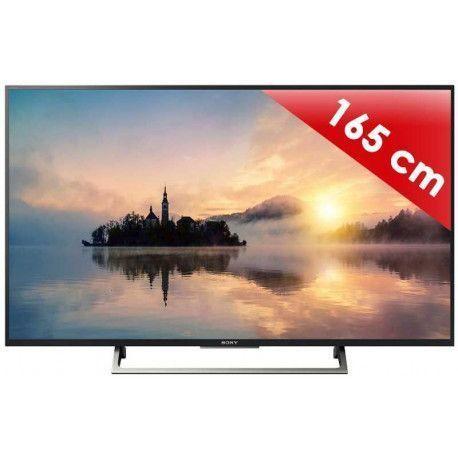 Sony TELE LED + DE 65 POUCES SONY KD 65 XE 7004 BAEP