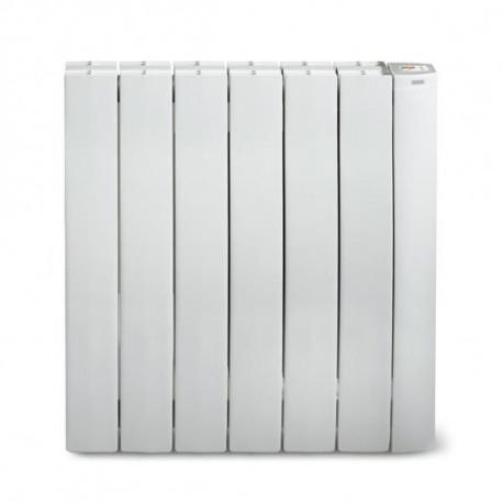 Supra RADIATEUR MURAL A INERTIE - Blanc - 1000 w - Fluide caloporteur - fil p SUPRA - GALBEOR1000B