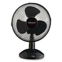 VENTILATEUR DE TABLE 23 CM NOIR TECHWOOD - TVE-236
