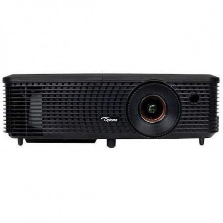Optoma Vidéoprojecteur WXGA (1280x800) - 3800 Lumens - 22 000:1 - 2.17kg - VGA OPTOMA - W341+