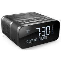 RADIO REVEIL Siesta S6, Graphite PURE AUDIO - 149584
