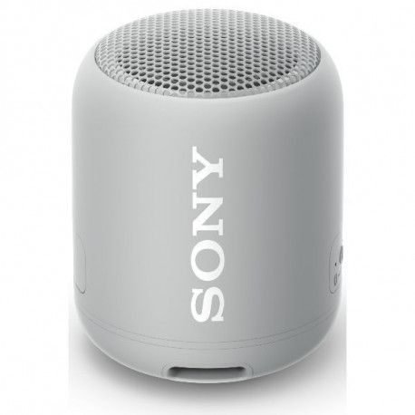 Sony ENCEINTE ULTRA NOMADE / KIT MAIN LIBRE / 16H - blanche-grise SONY - SRSXB12H