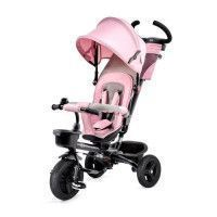 KINDERKRAFT Tricycle AVEO Rose - 3 roues - Evolutif - Pliable