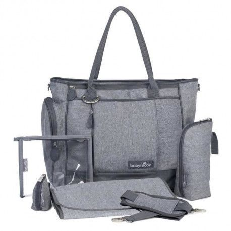 BABYMOOV Sac a Langer Essential Bag Smokey