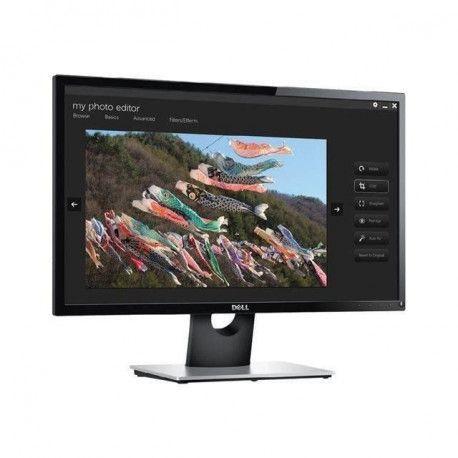 DELL SE2416H - Ecran 24 FHD - Dalle TN - 6 ms - 60 Hz - HDMI / VGA