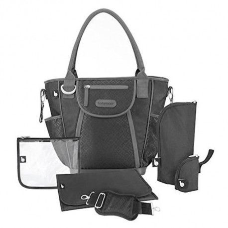 BABYMOOV Sac a Langer Daily Bag Black