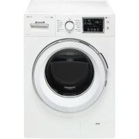 BRANDT BWF5Q2YCW - Lave-linge frontal - 12 kg - 1400 tours / min - A+++ - Blanc - Moteur induction