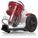 DIRT DEVIL Aspirateur sans sac multi-cyclonique DD5110-0 - Infinity AC - Rouge Silver