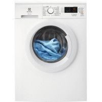 ELECTROLUX EW2F6712BS - Lave linge frontal timecare - 7 kg - 1400 trs / min - A+++ - Blanc