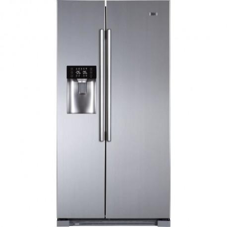 Haier HRF-629IF6 - Refrigerateur americain - Total No Frost - 550L 375 + 175 L - Distributeur glacons -L 90,8 x H 179 cm- A+ In