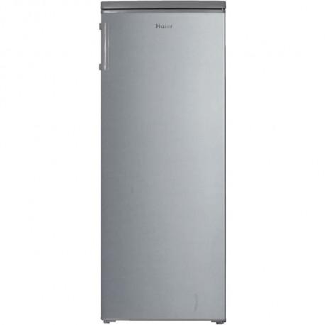 HAIER HUL-546S Refrigerateur armoire - 236 L - Froid statique - A+ - Porte reversible - Silver