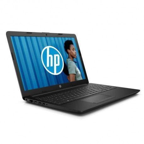 HP PC Portable 15-db0087nf - 15,6 HD - AMD A4 - RAM 4 Go - SSD 128 Go - AZERTY - Windows 10 - Wi-Fi - Bluetooth - Webcam - Noir