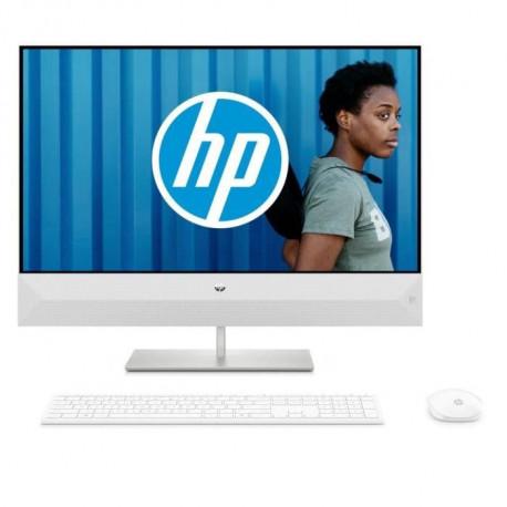 HP PC Tout-en-un Pavilion 27-xa0065nf 27 QHD Tactile - Intel Core i7 - RAM 16Go - HDD 2To + SSD 256Go - NVIDIA GTX 1050 4Go - W1