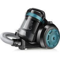TAURUS Exeo Compact Aspirateur sans sac - 700 W - Capacite 2 L - Bleu