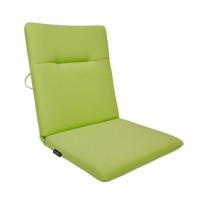 EZPELETA Coussin de chaise maxi Green - 87 x 44 cm - Vert lime