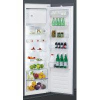 WHIRLPOOL - ARG18470A+ - Refrigerateur armoire encastrable - 292 L 262L + 30L - Froid brasse - A+ - L54cm x H177,1cm - Blanc