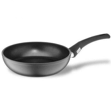 BERNDES Sauteuse Perfect Balance - O 24 cm - Noir - Tous feux dont induction