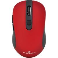 Souris Sans Fil - 2,4 GHz - bouttons - Rouge