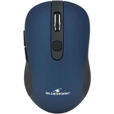 Souris Sans Fil - 2,4 GHz - 6 bouttons - Bleu