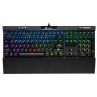 CORSAIR Clavier Gamer mecanique K70 RGB MK.2 Low Profile Rapidfire CH-9109018-FR
