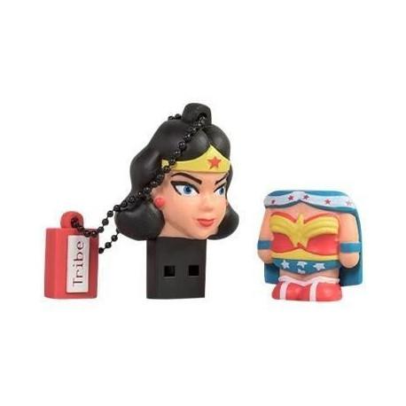 TRIBE Cle USB 3D 16GB - DC Comics Wonderwoman