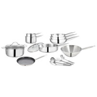 ART+CUISINE Set 15 pieces tous feux dont induction