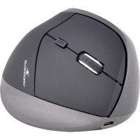 Souris ergonomique - Sans fil - Bluestork - Optique - 1 200 dpi - 6 Boutons - PC / MAC