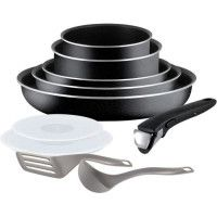 TEFAL INGENIO ESSENTIAL Batterie de cuisine 10 pieces L2009802 16/18/20/22/26