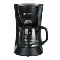 BLACKPEAR BCM 106 Cafetiere - 650 W - 4/6 tasses - Noir