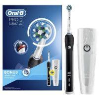 Oral-B Pro 2 2500 Crossaction Brosse A Dents Electrique Travel