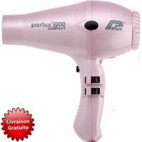 PARLUX Seche-cheveux - 3200 Compact - Debit dair 69 m3/h - 1900 W - Rose