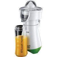 RUSSELL HOBBS 21352-56 - Mix + Go Juice Explore - 2 en 1 Blender Nomade et Presse Agrume - 300 W