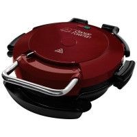 GEORGE FOREMAN Grill 24640-56 - Pizza / grill 360? - 1750 W - Rouge