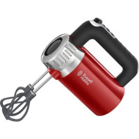 RUSSELL HOBBS 25200-56 - Batteur Retro - 500 W - Rouge